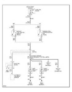 tailight wire diagram i just bought a 1997 dodge dakota extend