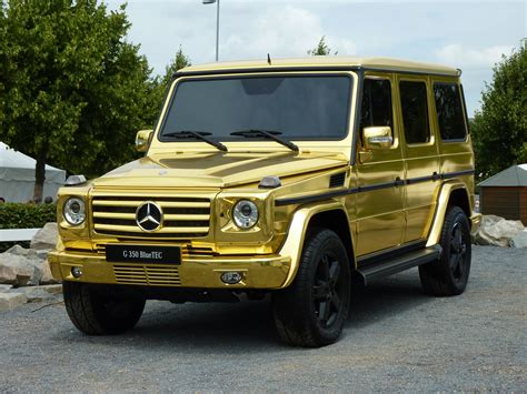 mercedes jeep gold file g 350 bluetec in goldlackfoliendesign jpg wikimedia