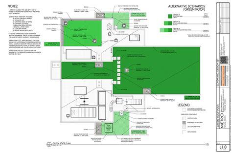 Green Plans t e r r a f l u x u s 187 metro h2w green roof design