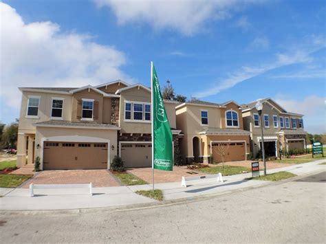 new townhomes in winter garden fl walkers grove by k hovnanian homes winter garden new
