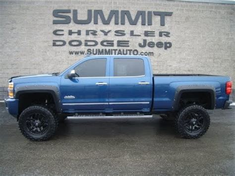 sold! 8970 2015 chevrolet silverado 2500 high country used