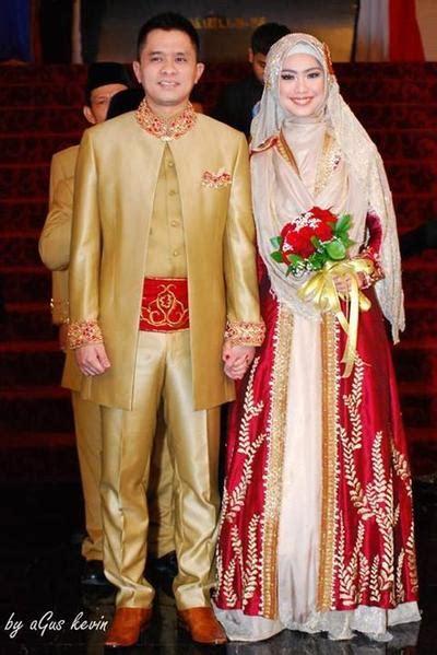 Baju Muslim Syari India 10 inspirasi pilihan gaun pernikahan muslim syar i yang