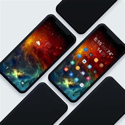 setup nebula iphone  iosthemes