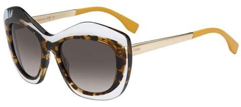 Jual Dompet Fendi Motif New Model 1 Mirror Quality Pria Wanita Origina otticanet fendi summer 2014 eyewear collection contrasting colours and dimensions with