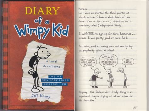 pictures of diary of a wimpy kid books wimpy writer jeff kinney is the humblest best selling