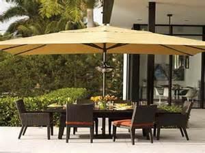 Outdoor Patio Sets With Umbrella 17 Best Ideas About Large Patio Umbrellas On Large Umbrella Patio Table Umbrella