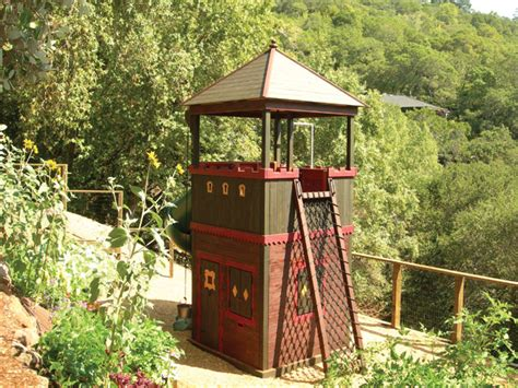 Playground For Small Backyard Barbara Butler Extraordinary Play Structures For Kids The