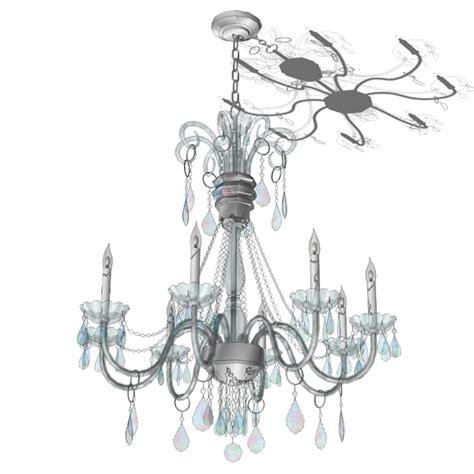 chandelier revit family chandelier 3d model formfonts 3d models textures