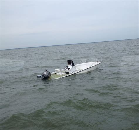 sinking fishing boat gif dvids images sunk boat in saginaw bay image 1 of 2
