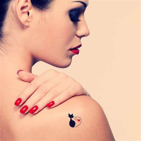 tinta tattoo temporary bandung m 225 s de 1000 ideas sobre peque 241 os tatuajes de gatos en