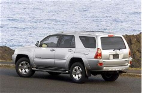 small engine service manuals 2003 toyota 4runner auto manual 2003 toyota 4runner page 1 review the car connection