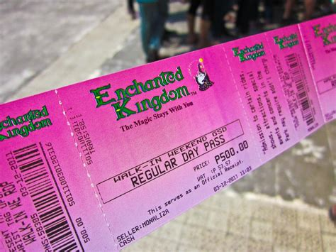 enchanted kingdom tickets 2015 enchanted kingdom tickets package 2016 truly an