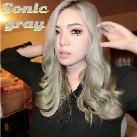 Softlens Sonic Gray Dreamcolor jual softlens dreamcolor sonic free ongkir softlensmurahku