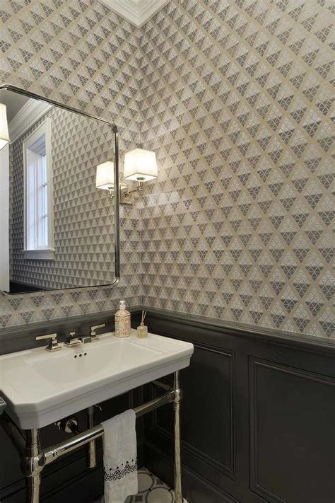 Grey Wainscoting by Gray Wainscoting Design Ideas