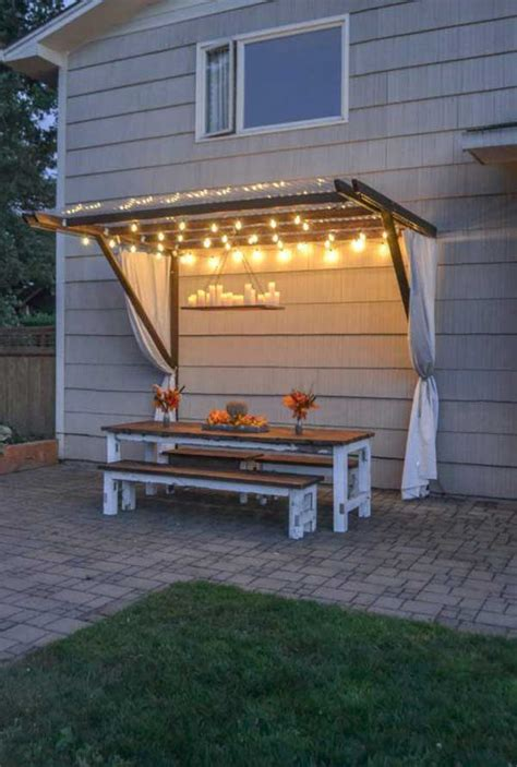 diy backyard patio ideas top 28 ideas adding diy backyard lighting for summer