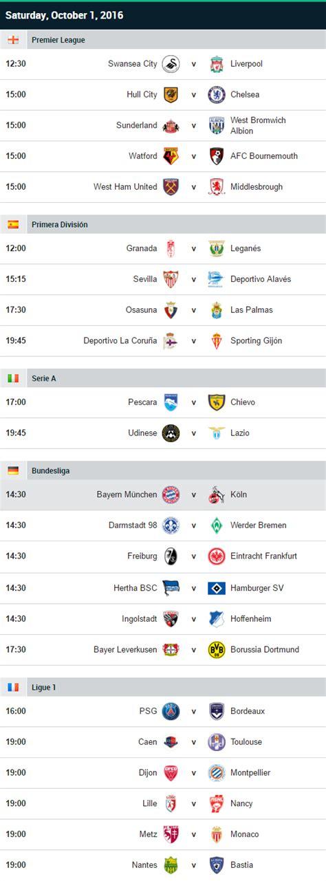 epl match today spanish la liga football bbc sport