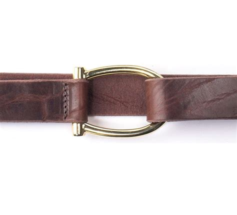 brave leather leila belt from politic garmentory