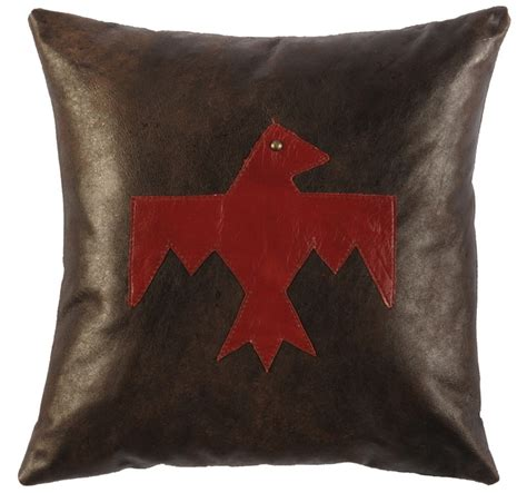 Pillows On Leather by 17 Best Images About Decorative Leather Pillows On
