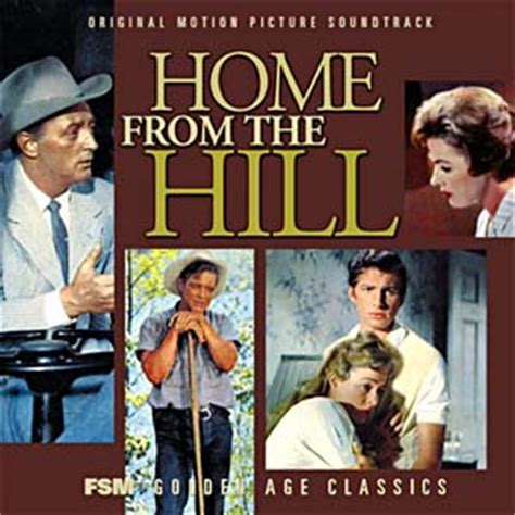 home from the hill soundtrack details