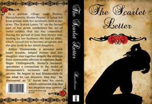 The Scarlet Letter Book Cover by Scarlet Letter Book Cover By Jodijeakins On Deviantart
