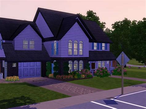 Fancy Houses by Mod The Sims The Quot Look At Me And Big Fancy House Quot House