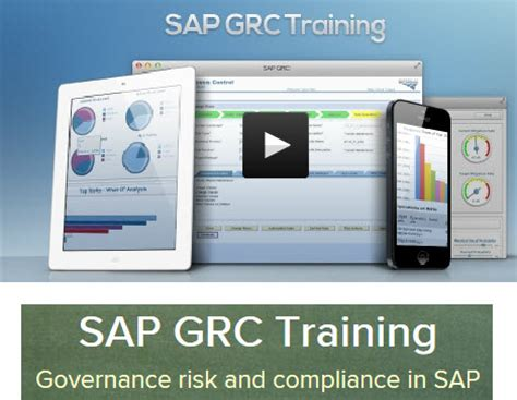 sap grc tutorial sap training
