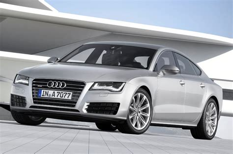 Audi A7 2010 by 2010 Audi A7 Sportback 4g Pictures Information And