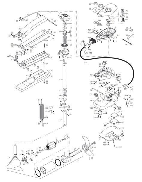 minn kota 65 wiring diagram motorguide foot wiring diagram
