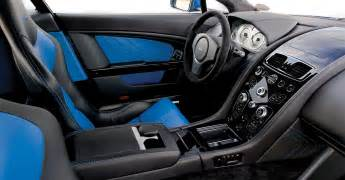 Inside Aston Martin Aston Martin V8 Vantage Overview
