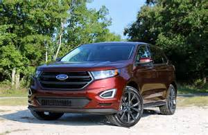 2016 Ford Edge Sport 2016 Ford Edge Sport Awd Test Drive Review Autonation