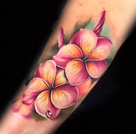 plumeria flower tattoo designs 12715268 731334346967968 7695703940548965422 n