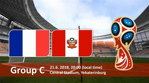 vs peru c 2018 fifa world cup simulation