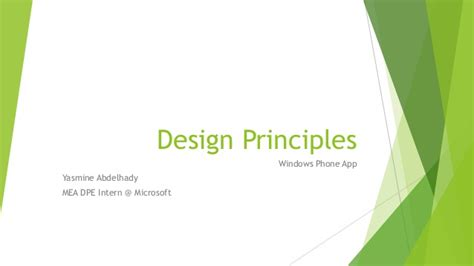 the winning edge 8 principles that will bring out the winner in you books windows phone 8 design principles