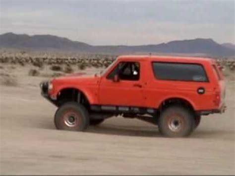 prerunner bronco for sale 89 ford bronco prerunner testing doovi