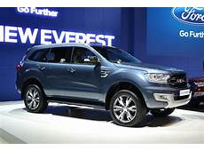 New SUVs for 2018