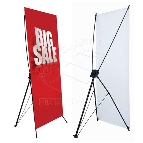 Cetak X Banner X Banner deluxe x banner stand dx