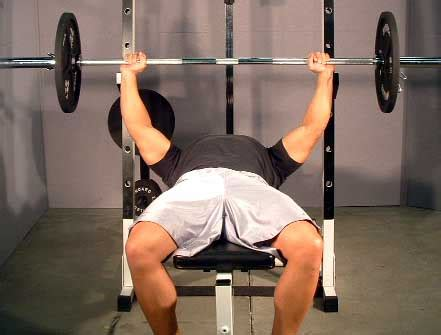 wide grip bench press for chest training the detail muscles with isolation exercises to