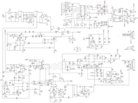 Regulator Power Suply Tv 14 21 power supply regulator board schematic cce lk42d and philips 42pfl3041 led lcd tv electro help