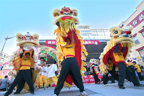 new year festival 2018 dc new year parade in chinatown washington dc