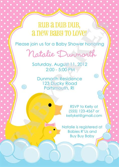 baby fullmoon invitation card free template 40th birthday ideas free rubber ducky birthday invitation
