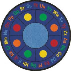 Toddler Play Rug Round Classroom Carpets And Rugs For Kids