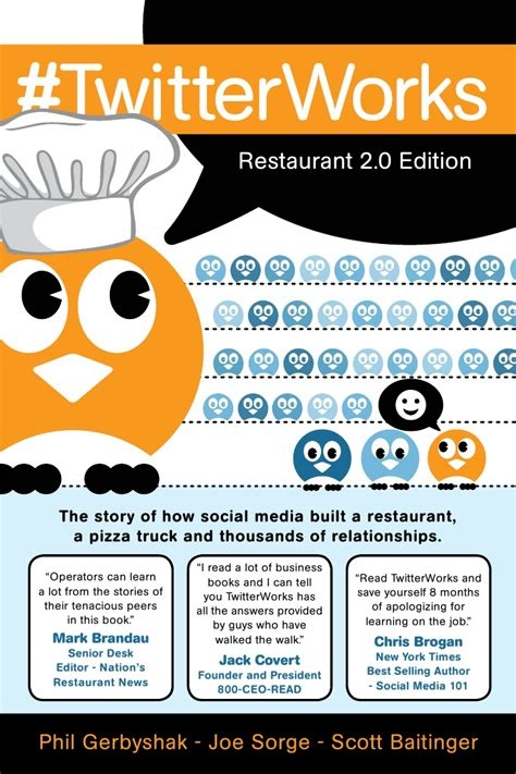 restaurant story edition twitterworks how social media built a restaurant a
