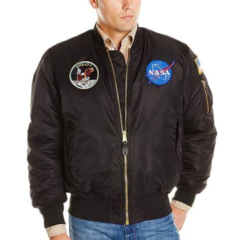 Ma 1 Nasa Bomber the best nasa astronaut bomber flight jackets geekwrapped