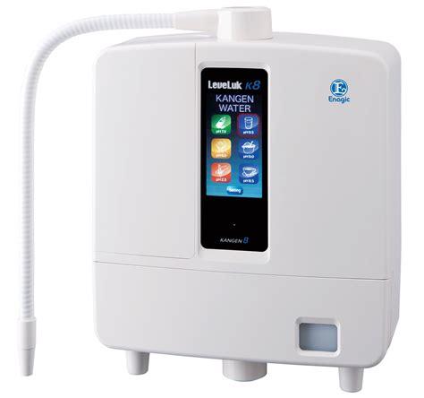 Mesin Kangen Water K8 enagic leveluk kangen 8 k8 machine introduction kangen