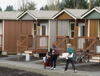 affordable housing in america finally catches up with europe inhabitat green design tiny houses for the homeless an affordable solution