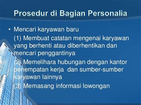 teks prosedur membuat rekening di bank proses penggajian dan prosedur aset tetap
