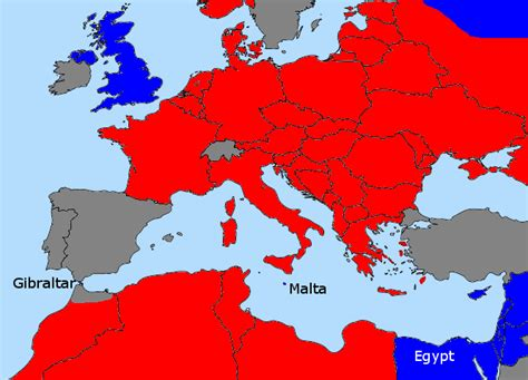 united states political map red blue political map wwii mediterranean allaboutlean com
