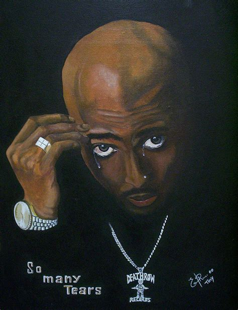 Tupac Shed So Many Tears by Archives Kazinodock