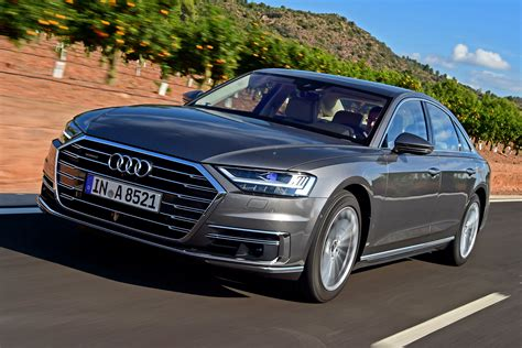 Audi A8 Test by New Audi A8 2017 Review Auto Express