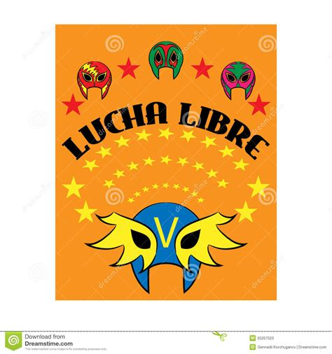 Mysterio Cartoons Illustrations Vector Stock Images 10 Pictures To Download From Lucha Libre Poster Template
